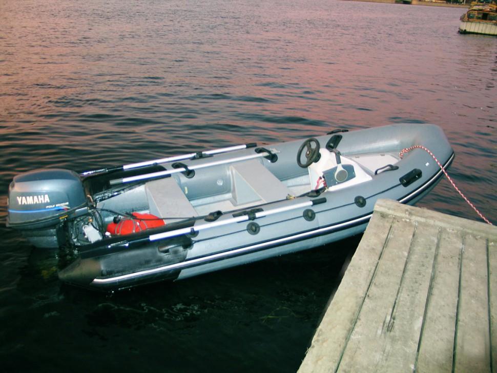 лодки мобил групп