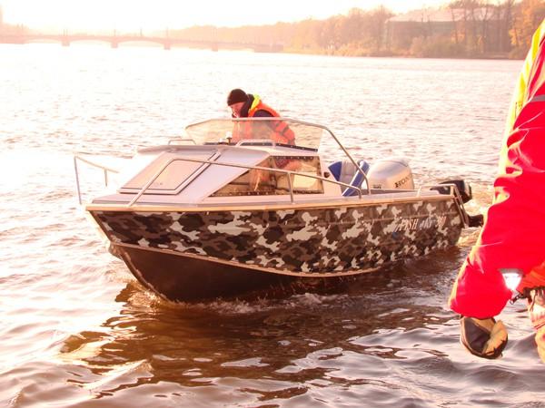 как выбрать моторную лодку из алюминия