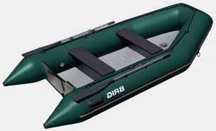 лодка brig dingo d330w