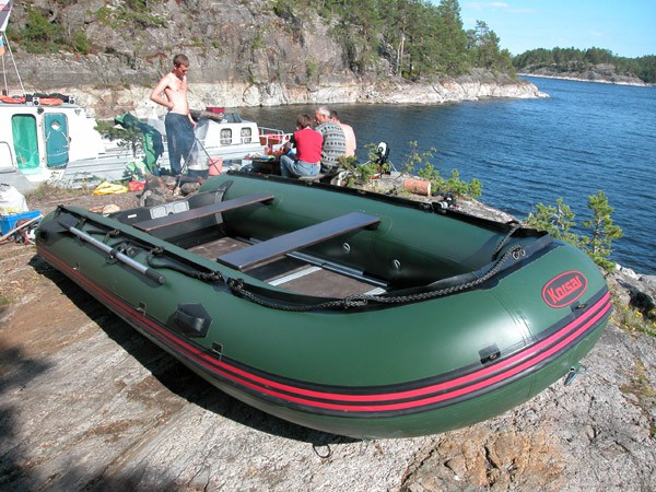 продажа надувных лодок корсар