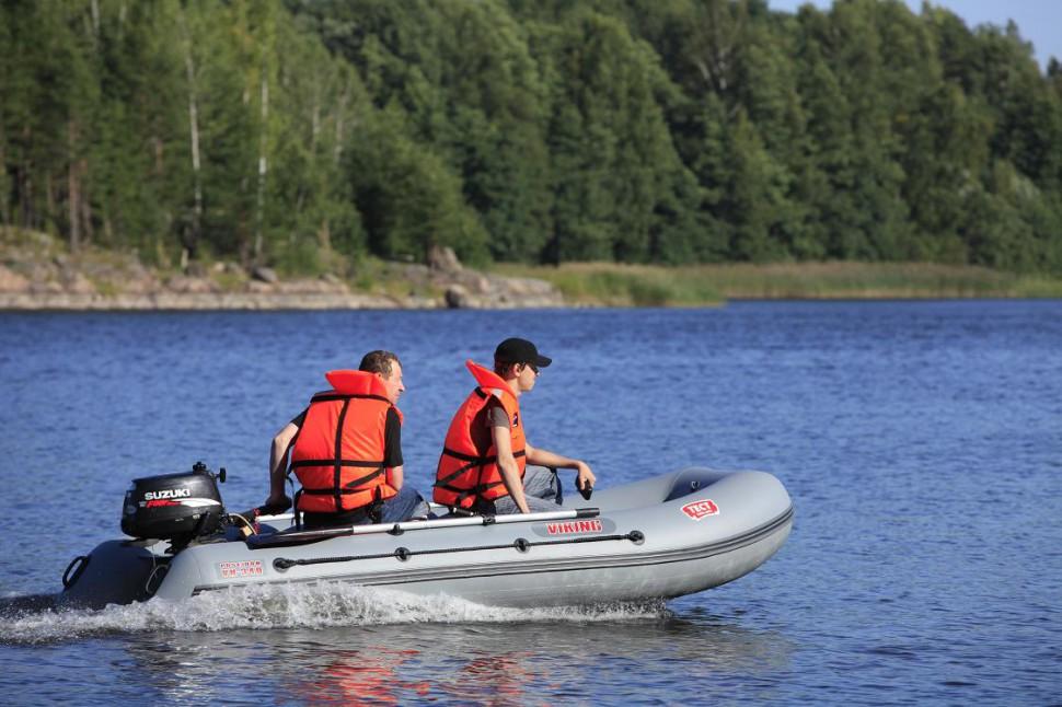 Порядок регистрации надувной лодки