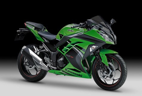 Kawasaki Ninja 300 30th Anniversary
