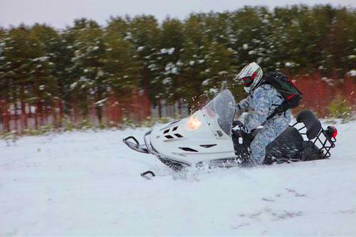 То снегохода ямаха викинг 540 своими руками
